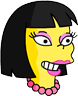Cookie Kwan Happy Icon