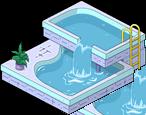Modern Pool Menu