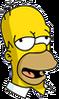 Homer Drunk Icon