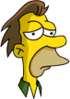 Lenny Sad Icon