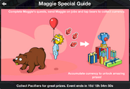 Maggie Special Guide