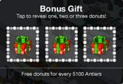 Bonus Gift 2016 Act 1