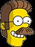 Shredded Ned Happy Icon