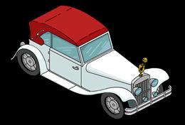 Mafia Car Menu
