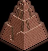 Egyptian Pyramid Menu