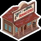 Ordnance Express Sidebar