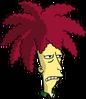 Sideshow Bob Annoyed Icon