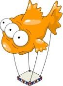 Blinky balloon