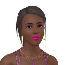 Shanti Williams (Sims 3)