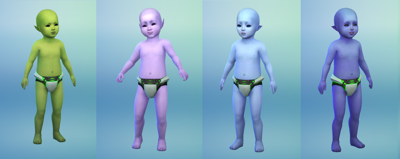 sims 4 how to make a toddler age up