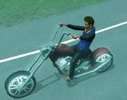 Charles motorcycle