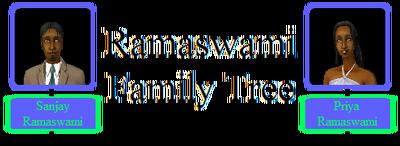 Ramaswami Family Tree