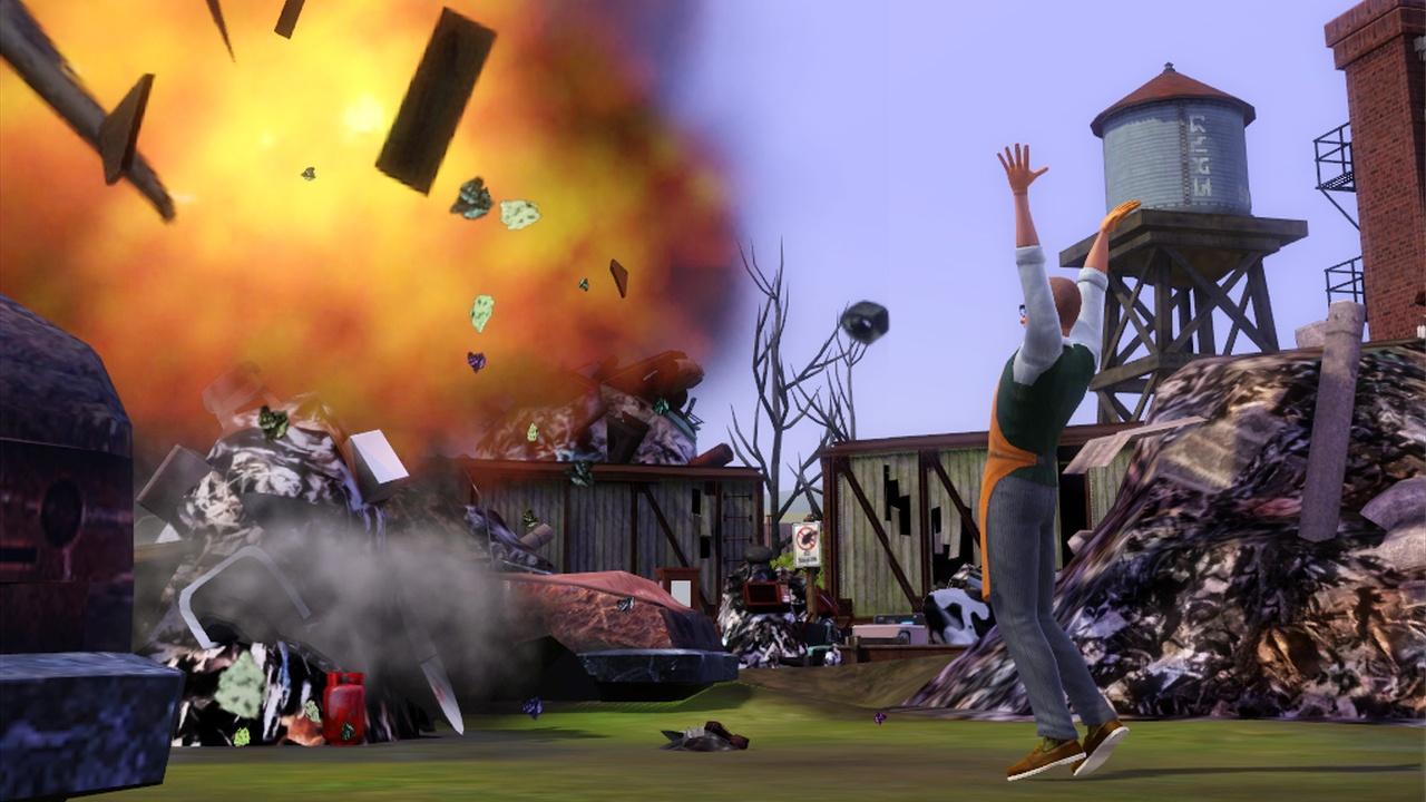 Detonation The Sims Wiki Fandom Powered By Wikia