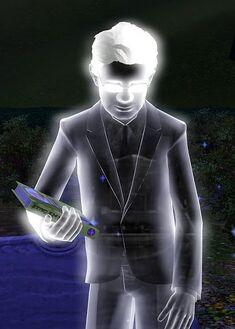 Vincent Skullfinder ghost