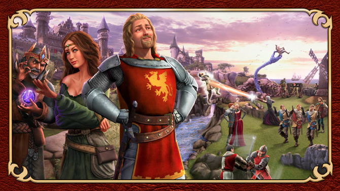 The Sims Medieval Cover Page