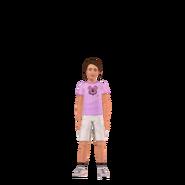 Child Leona render