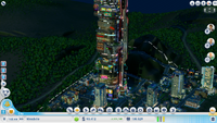 SimCity-COT-Megatower