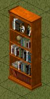 Ts1 amishim bookcase