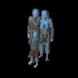 Mithrilen family