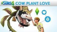 The Sims 4 Cow Plant Love - Weirder Stories Official Trailer