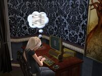TS2 corruption thought bubbles squiggly lines