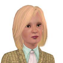 Headshot of Frances