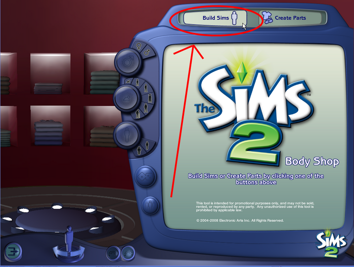 Ts2 extracting sims tutorial 6