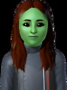 Xandria-alien