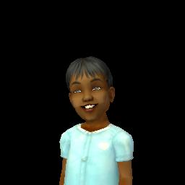 Gabriella Newson (toddler)