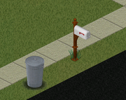 Mailbox in TS1