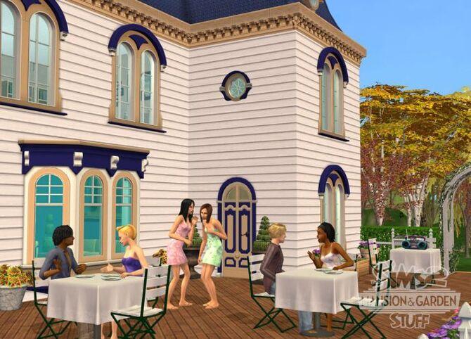 Mansion & Garden screenshot 1