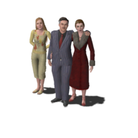 Alto Family (The Sims 3)-0