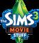 The Sims 3 Movie Stuff Logo
