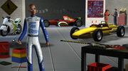 Fls formula 1 garage again