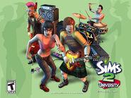 Sims2 university band 1024