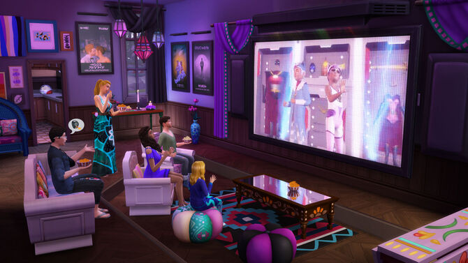 TS4MHS promo screenshot