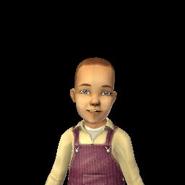 Danny Potter Toddler