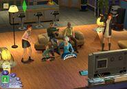 Sims2FamilyNight