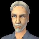 Octavius Capp as an elder