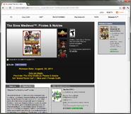 TSMPN Origin page