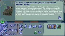 Robot-station-catalog