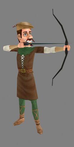 Archie archer