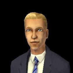 Malcolm Landgraab III's Original Appearance