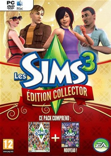 Les Sims 3 Showtime Edition Collector Katy Perry: Les Sims 3 Édition Collector (Pack Noël)