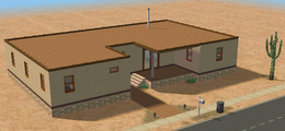 Oasis Dormitory (5 Rooms)