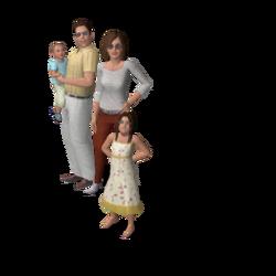 Monty family (Monte Vista)