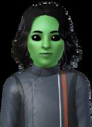 Zrala-alien