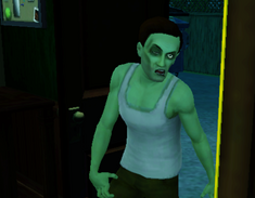 TS3 Supernatural male zombie
