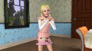 Melody cheerful