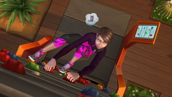 The Sims 4 - Fitness (4)